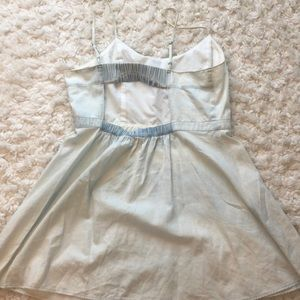 American Eagle Outfitters Dresses - Light Blue American Eagle Sundress